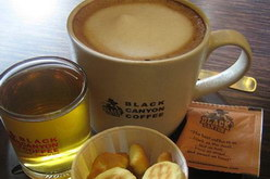 menu coffee black canyon candi