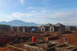 Progress Perumahan Beranda Bali Semarang BSB