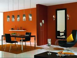 ruang makan minimalis disign