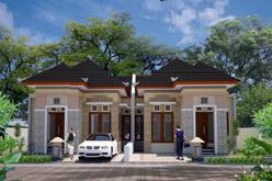 Rumah type barong Beranda Bali Semarang BSB