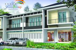 Rumah type destiny A Beranda Bali Semarang BSB
