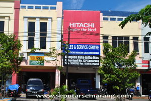Hitachi Sales & Service Center