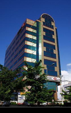 Wisma HSBC Semarang