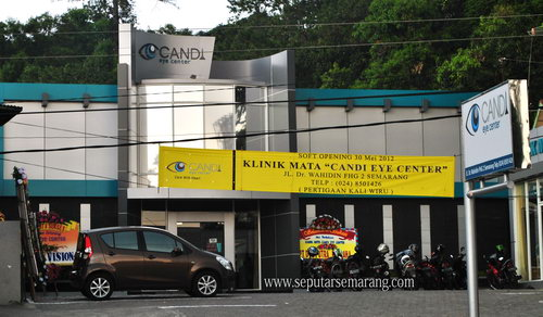 Klinik Mata Candi Eye Center