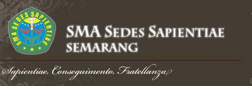 Logo SMA Sedes Semarang