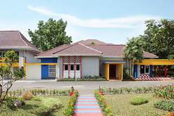 SD SEMESTA Bilingual School