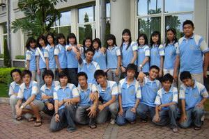 Gambar Foto Murid SMA Terang Bangsa