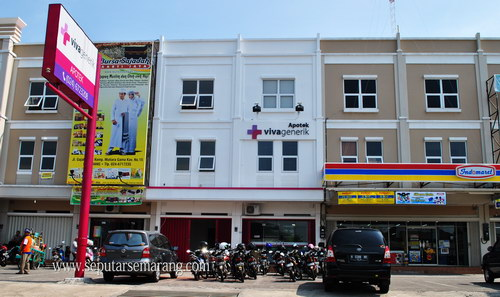 Foto Apotik Viva Generik Semarang Gajah