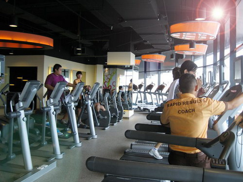 Foto Celebrity Fitness Center Semarang Paragon