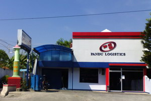 Foto Kantor Pandu Logistic Semarang
