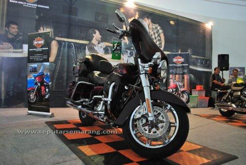 Pameran Harley Davidson Semarang