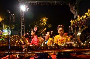 Cakra Khan Ramaikan Pandanaran Festival 2015