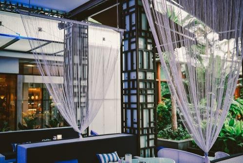 BLU at Shangri-La, Tempat Hangout Dengan Konsep Pop Up