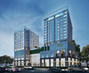 Hotel Tentrem Semarang Segera Dibangun