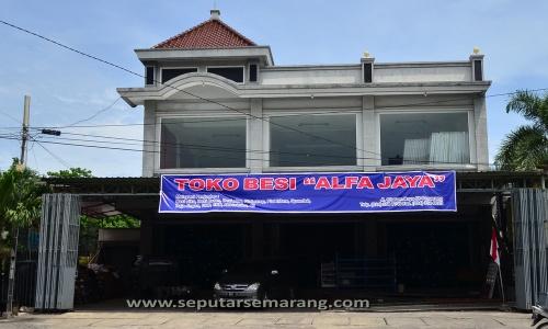 Toko Besi Alfa Jaya