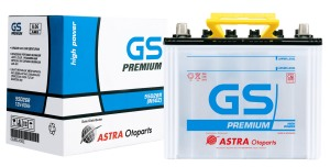 Aki GS Astra | PT GS Battery Distribution Network