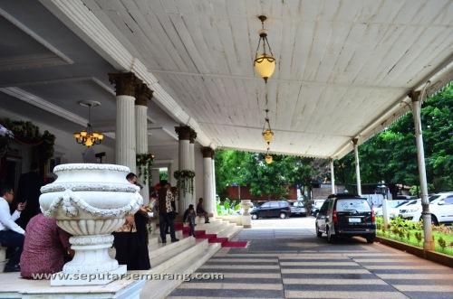 Bernic Castle Semarang dan Sisa Kejayaan Sang Raja Gula