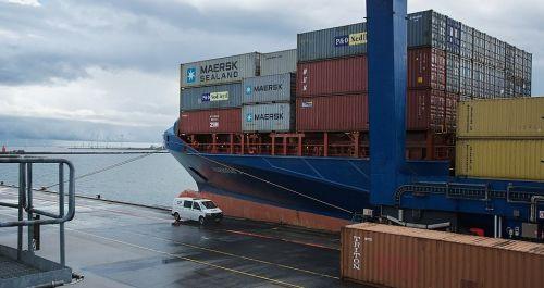 Maersk Line Semarang Office