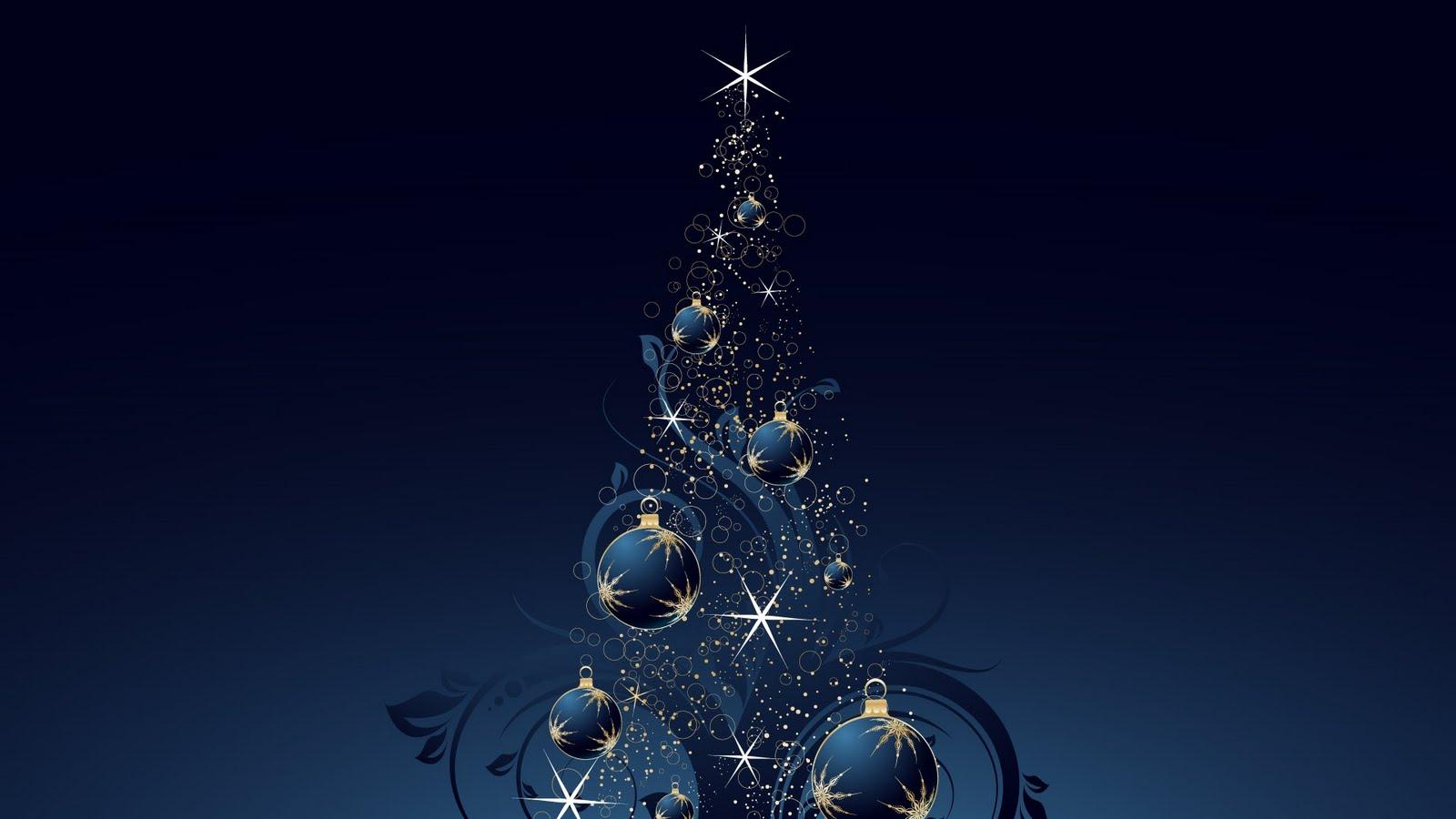 Wallpaper Gambar Pohon Natal