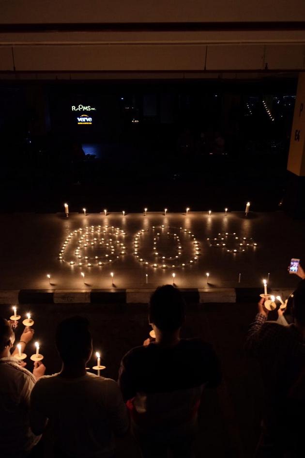 Earth Hour Artotel