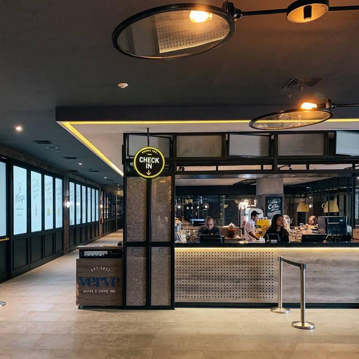 Lobby Rooms Inc Hotel Semarang