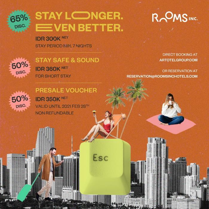 Promo Rooms Inc Semarang