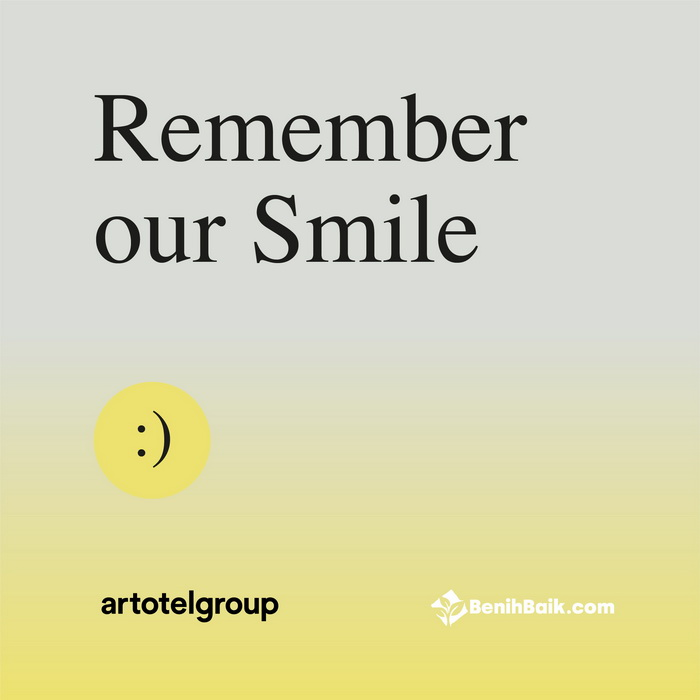 Remember our smile